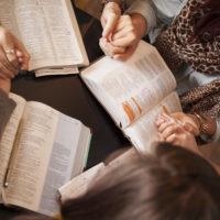First Baptist Church Screven Bible and prayer study
