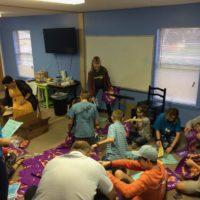 First Baptist Church Screven kids' activity