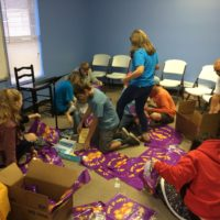 First Baptist Church Screven kids fall festival