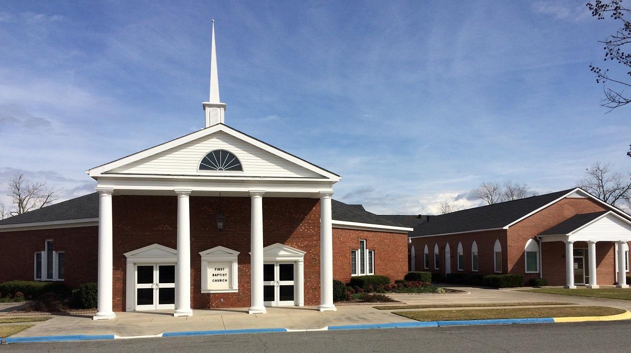 First Baptist Church of Screven