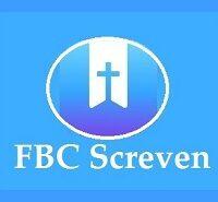 First Baptist Church Screven Logo