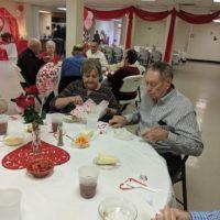 First Baptist Church Screven Valentine's day